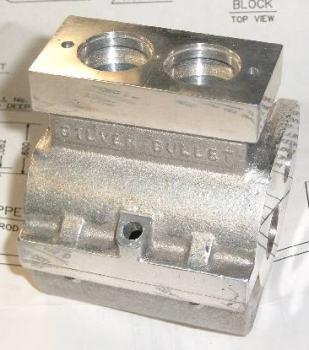 Dale Detrich Silver Bullet