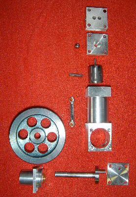 Modular 1 Compressed Air Engine Free Plans